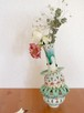 透し彫花器 -ツボミ-