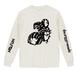 OTOGIVANASHI NO FUN T-Shirts(Long Sleeve/white)
