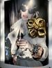 ドラマティックビジューブローチ〜ゴールデンラッキーリーフ~Loulou へのオマージュコレクション〜by ADESSO CLASSE