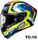 SHOEI X-Fourteen BRINK TC-10