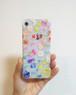 お花柄iPhone ケース