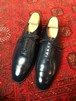 .SPIGOLA LEATHER PLAIN TOE SHOESスピーゴラビスポークレザープレーントゥシューズ 2000000046235