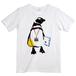[Tシャツ] STAFF Penguin