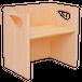 はこっと - 子供の成長に寄り添う、シンプルな木の椅子 -