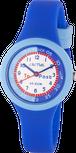 [キッズ腕時計]10気圧防水 ブルー CAC-92-M03