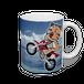 <マグカップ>バイクみーちゃん