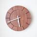 木の時計01(Φ240) No19 | ウォールナット