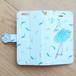 (iPhone)フロリナ 手帳型スマホケース