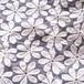 マーガレット柄 お花の敷物