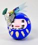 OMNESだるま 春バージョン KOINOBORI(BLUE)