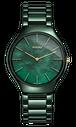 【RADO ラドー】True Thinline LEAF / トゥルーシンライン(リーフ グリーン)スイスメイド腕時計