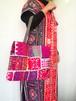 ネパールザリ刺繍バッグ