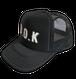 B.O.K CAP -BLACK-