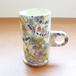 "Echo Park Pottery ""Tall Mug"" Splattered"