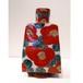 赤椿角花瓶