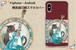 側表面印刷スマホケース*iphone・Android*猫*猫とギター*カラーバリエーション《みゅしゃ》