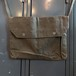40~50's FRENCH ARMY BREAD BAG DEAD STOCK