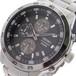 セイコー SEIKO 腕時計 メンズ SKS641P1 クォーツ ブラック シルバー