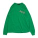 Outline Magic Circle L/S Tee (Green)