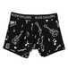 ONPU BOXER SHORTS (BLACK) / RUDE GALLERY