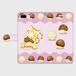 ねこっかぶり隊 丸ドーナツ i7p Pink