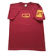 × JUNKKING T-Shirts (Burgundy)