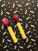 Desiner's Bakelite  earrings ( デザイナーズ ベークライト ピアス )