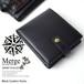 マージ Merge スナップ式馬革×牛革短財布 メンズ MG-1740BK ブラック ブラック
