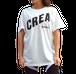 【CREA】ロゴTシャツ【ホワイト】【新作】イタリアンウェア【送料無料】《M&W》