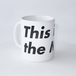 This is the Mug
