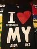 I♡MY Tシャツ(黒)