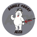 """ BANGLE "" C/#GRAY"