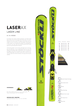 18'-19'|LASER AX / XM13 yellow/blue C90