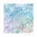 フォトdeアート シャボン玉アートパステル原画 【完全ではない 自分自身を 抱きしめてあげることが できたなら】