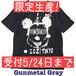 New!GOHEMP TeeGunmetal Gray