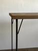 数量限定 MDLEG-S-H69 鉄脚 アイアンレッグ インダストリアル ダイニングテーブル ワークデスク 4本セット