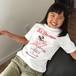 カクテルBAMBY&ドライブPANDY Tシャツ ジュニアサイズ 両面プリント
