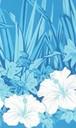 大きなエコカイロ用カバー アロハデザイン№021【日本国内から発送】