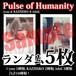 【チェキ・ランダム5枚】Pulse of Humanity
