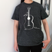 4色展開【Tシャツ】オリジナルデザイン「A Bird & Guitar」