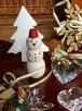 T-lab ティーラボ ぽれぽれ クリスマス 雪だるま