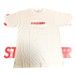 STAGGER T-Shirts (White)