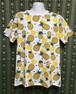 パイナップルがいっぱい可愛い南国Tシャツ