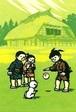 関口コウ シルクスクリーン 四季の詩シリーズ「春の光」額付