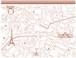 Paris Map パリマップ モーヴ A4 コル・カロリオリジナル転写紙