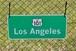 SIGN  LosAngeles  US101 (ロサンゼルス・看板・標識・USA)