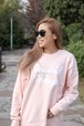 BIG LOGO SWEAT(Light Pink)