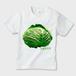 SAVOY(サボイ・キャベツ)2 キッズTシャツ 白