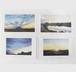 「希望の夕陽」ポストカードセット(4枚入り)