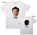 《高須院長Tシャツ》TTA005/ 正面・後頭部